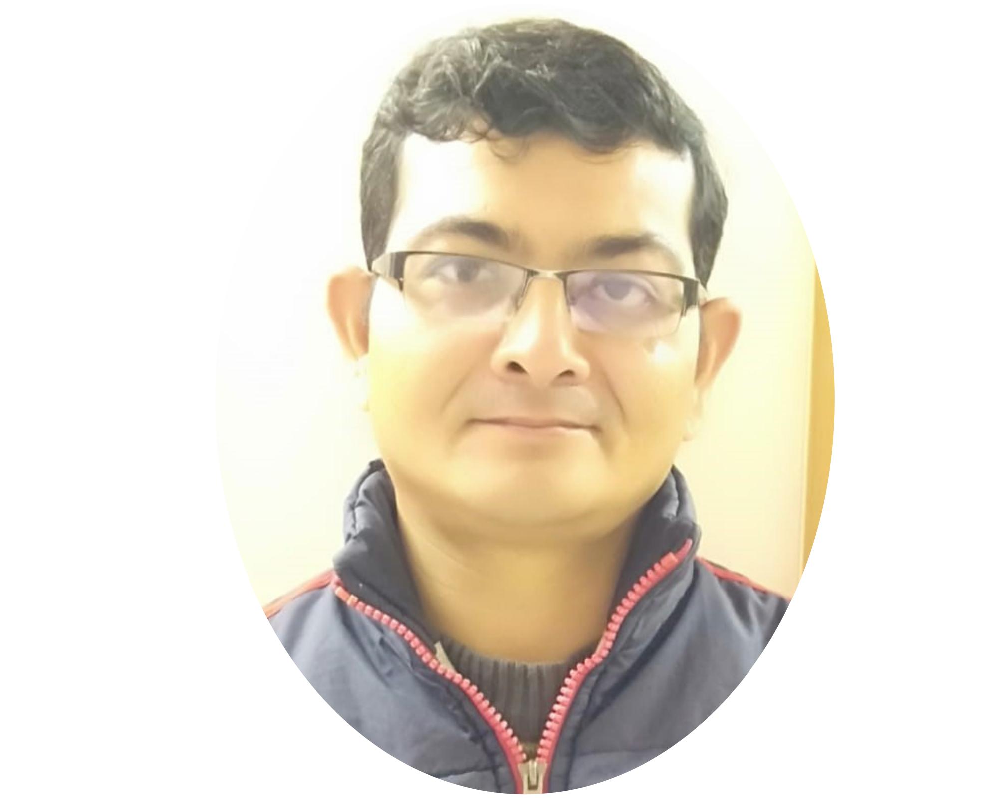 Mr Gaurav Tiwari UNISED