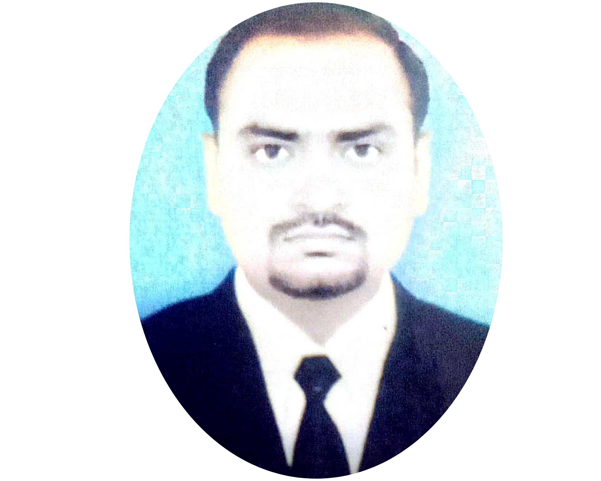 Mr Sahitya Kr Gupta UNISED